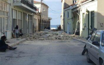 Σεισμός ταρακούνησε ξανά τη Σάμο