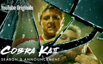 Netflix: Νωρίτερα από το αναμενόμενο η επιστροφή του «Cobra Kai»