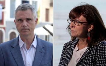 Αντώνης Φουρλής: Η Κατερίνα Σακελλαροπούλου δε μιλά με τον «ξύλινο» λόγο των πολιτικών