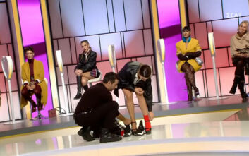 My Style Rocks: Τα παπούτσια της Έλενας Χριστοπούλου άλλαξαν την εμφάνιση της παίκτριας