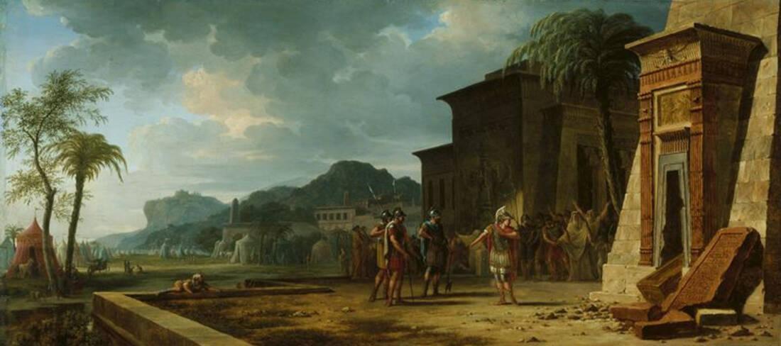 Με πόσο στρατό έφτιαξε ο Μέγας Αλέξανδρος τη μεγαλύτερη αυτοκρατορία του αρχαίου κόσμου 11