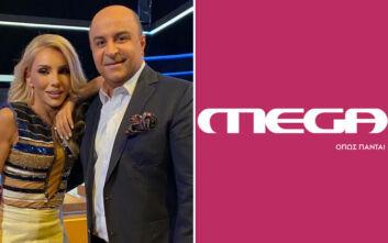 Μάρκος Σεφερλής και Έλενα Τσαβαλιά συζητάνε με το Mega