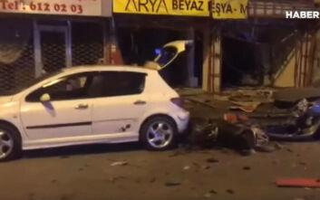 Ισχυρή έκρηξη στην Αλεξανδρέττα της Τουρκίας