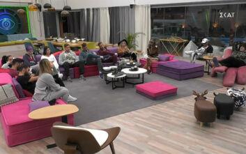 Big Brother: Το βέτο έφερε την ανατροπή με τους υποψήφιους προς αποχώρηση