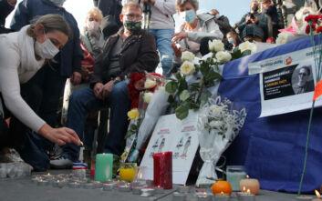 Επιχειρήσεις της Αστυνομίας στη Γαλλία μετά τον σοκαριστικό αποκεφαλισμό καθηγητή