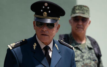 Συνελήφθη στις ΗΠΑ πρώην υπουργός Άμυνας του Μεξικού για ναρκωτικά