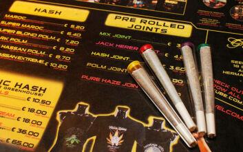 H ολλανδική κυβέρνηση λέει «χαλαρώστε» στους βουλευτές και εξηγεί πώς θα γίνεται η χρήση μαριχουάνας στο lockdown