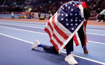 Πρόεδρος IAAF: Εάν ένας αθλητής θέλει να γονατίσει στους Ολυμπιακούς Αγώνες του Τόκιο, να το κάνει