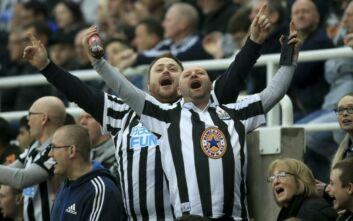Οι οπαδοί της Νιουκάστλ συγκέντρωσαν λεφτά για άπορους και όχι για μεταδόσεις της Premier League