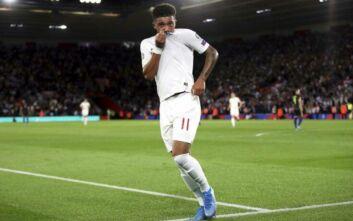 Διεθνείς ποδοσφαιριστές της Αγγλίας σε πάρτι που παραβίαζε το πρωτόκολλο για τον κορονοϊό
