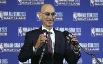 Σίλβερ: Απίθανο να σταματήσει η σεζόν στο NBA για τους Ολυμπιακούς Αγώνες