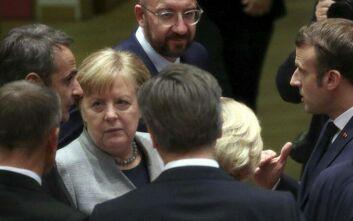 Κρίσιμη Σύνοδος Κορυφής: Σε θέση μάχης η Ελλάδα - «Φρένο» στην τουρκική προκλητικότητα αλλιώς κυρώσεις