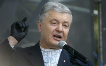 Ουκρανία: Στο νοσοκομείο με διπλή πνευμονία ο Πέτρο Ποροσένκο