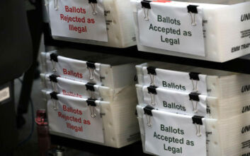 Εκλογές στις ΗΠΑ: Έχουν διανεμηθεί 122 εκατομμύρια επιστολικές ψήφοι
