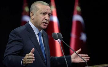Προκαλεί ξανά ο Ερντογάν: «Καλούμε την ΕΕ να μην μεροληπτεί σε βάρος μας»