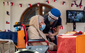 Ο κορονοϊός «σαρώνει» και πάλι τη Χιλή