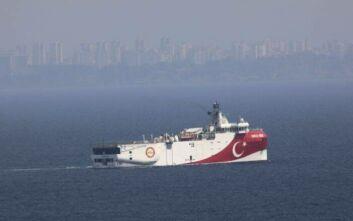 Η Γερμανία «απαντά» στην Τουρκία με τη Διεθνή Σύμβαση του 1979 για τη θαλάσσια Έρευνα και Διάσωση