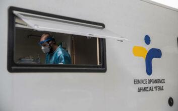 Κλιμάκια του ΕΟΔΥ αύριο στην Πέλλα για την διεξαγωγή τεστ και την ιχνηλάτηση των επαφών των θετικών κρουσμάτων από την κονσερβοποιία