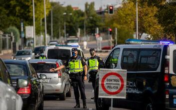 Σε κατάσταση έκτακτου συναγερμού λόγω κορονοϊού η Μαδρίτη