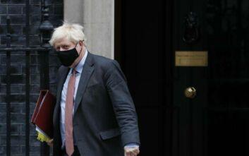 Ο Τζόνσον δηλώνει «αρκετά αισιόδοξος» για συμφωνία με την ΕΕ
