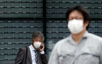 Αναστολή λειτουργίας στο Χρηματιστήριο του Τόκιο