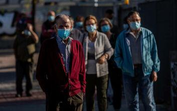 Επιστρέφει σε lockdown η Μαδρίτη: Περίπου 4,8 εκατ. κάτοικοι θα απαγορεύεται να βγουν εκτός περιφέρειας