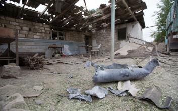 Διεθνής Αμνηστία: Έγινε χρήση βομβών διασποράς στο Ναγκόρνο - Καραμπάχ