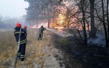 Συναγερμός στη Ρωσία: Πάνω από 10 χωριά εκκενώθηκαν λόγω φωτιάς σε αποθήκη πυρομαχικών
