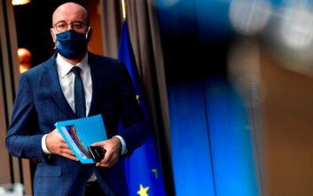 Σαρλ Μισέλ σε Μπάιντεν: Είναι η ώρα, ΕΕ και ΗΠΑ να ενώσουν τις δυνάμεις τους