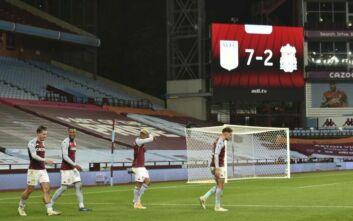 Premier League: Τα 7-2 που έμειναν στην ιστορία