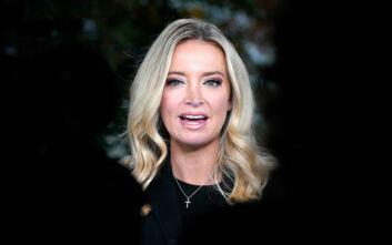 Νέο κρούσμα κορονοϊού στον Λευκό Οίκο - Θετική η Kayleigh McEnany