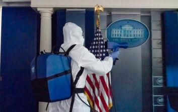 Φάουτσι: Τα κρούσματα κορονοϊού στον Λευκό Οίκο θα μπορούσαν να προληφθούν