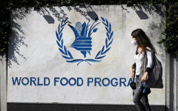 «Στιγμή υπερηφάνειας» για το Παγκόσμιο Πρόγραμμα Επισιτισμού το Νόμπελ Ειρήνης
