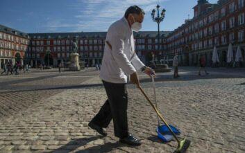 Η ισπανική κυβέρνηση κήρυξε κατάσταση συναγερμού στην περιφέρεια της Μαδρίτης