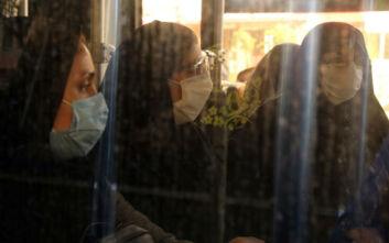 Ξεπέρασαν το ένα εκατομμύριο τα κρούσματα κορονοϊού στο Ιράν