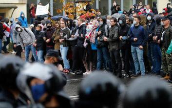 Πολιτική συμφωνία για την επιβολή κυρώσεων κατά του Λουκασένκο