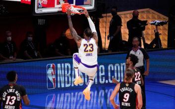 ΛεΜπρον Τζέιμς: Ο μοναδικός MVP στην ιστορία του NBA με τρεις διαφορετικές ομάδες