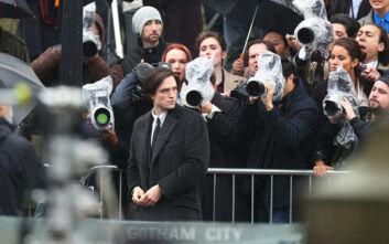 Ο Ρόμπερτ Πάτινσον ανάρρωσε από τον κορονοϊό και επέστρεψε στα γυρίσματα του Batman