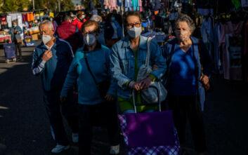 Καταποντίστηκαν οι διανυκτερεύσεις στα ισπανικά ξενοδοχεία τον Οκτώβριο- Βουτιά 83%