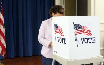 Οι αμερικανικές εκλογές σε αριθμούς: Η 3η του Νοέμβρη, οι 10 πολιτείες- κλειδιά, ο «μαγικός αριθμός» 270