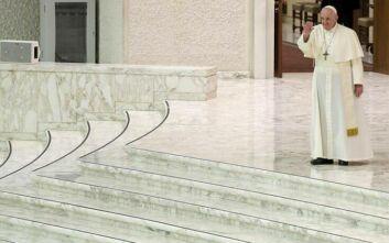 Βατικανό: Βρέθηκε επιβεβαιωμένο κρούσμα κορονοϊού στην κατοικία του Πάπα
