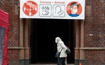 Οικονομολόγοι προειδοποιούν πως ένα δεύτερο lockdown θα έπληττε ισχυρότερα τη γερμανική οικονομία
