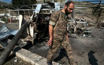 Ναγκόρνο Καραμπάχ: Βομβάρδισαν στρατιωτικό νοσοκομείο - Στους 633 οι στρατιώτες που έχουν μέχρι στιγμής σκοτωθεί
