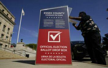 Κάθε ρεκόρ συμμετοχής σπάνε οι ψηφοφόροι στις ΗΠΑ