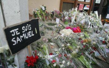 Γαλλία: Καθεστώς πρόσφυγα είχε ο δράστης της στυγερής δολοφονίας του καθηγητή