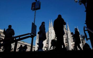 «Αναστενάζει» η Ιταλία: Νέο αρνητικό ρεκόρ κρουσμάτων κορονοϊού