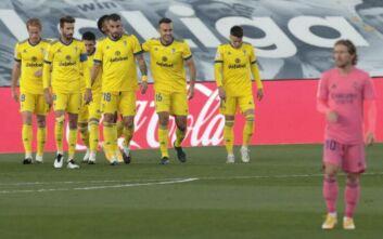 La Liga: Η εκπληκτική Κάντιθ νίκησε τη Ρεάλ και είναι μαζί στην κορυφή