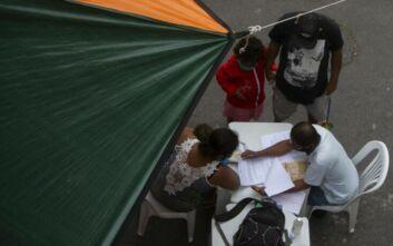 Περισσότερα από 24.000 κρούσματα κορονοϊού σε λίγες ώρες στη Βραζιλία