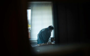 Βέλγιο: Ένοικοι οίκων ευγηρίας λαμβάνουν τα πρώτα εμβόλια ενάντια στον κορονοϊό