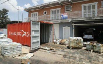 Φρίκη στην Παραγουάη: Εντοπίστηκαν πτώματα σε αποσύνθεση μέσα σε φορτίο από τη Σερβία